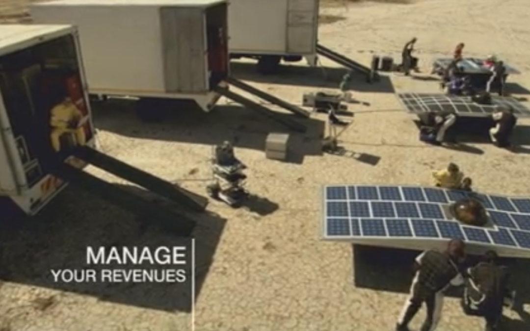 Sony Ericsson Worldwide: Solar Race